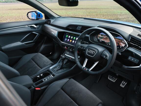AUDI Q3 DIESEL SPORTBACK 35 TDI Sport 5dr S Tronic [Comfort+Sound Pack]