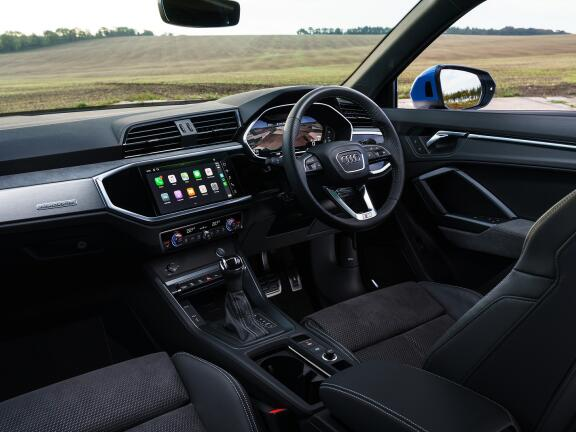 AUDI Q3 DIESEL SPORTBACK 35 TDI Quattro S Line 5dr S Tronic