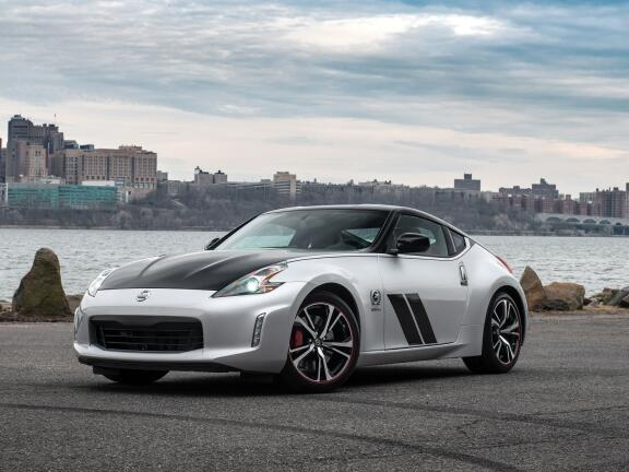 NISSAN 370Z COUPE SPECIAL EDITIONS 3.7 V6 [328] 50th Anniversary 3dr Auto