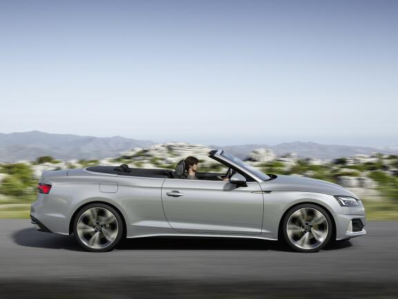 AUDI A5 CABRIOLET SPECIAL EDITIONS 40 TFSI 204 Edition 1 2dr S Tronic [C+S]