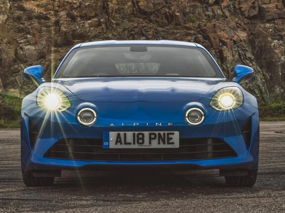 ALPINE A110 COUPE SPECIAL EDITION 1.8L Turbo 292 Color Edition 2dr DCT