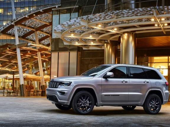 JEEP GRAND CHEROKEE SW SPECIAL EDITION 3.0 CRD Trailhawk 5dr Auto