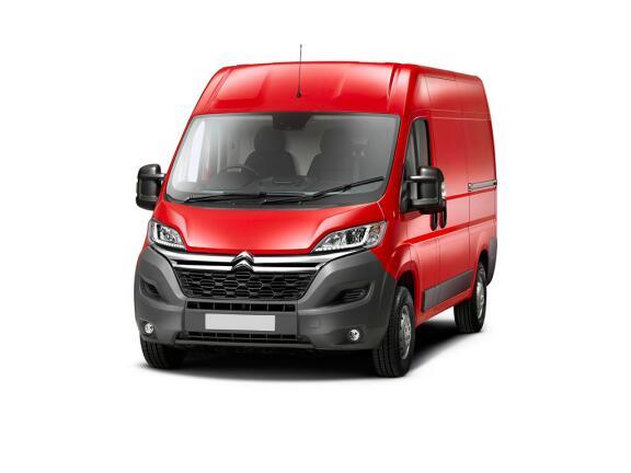 CITROEN RELAY 35 L2 DIESEL 2.2 BlueHDi H2 Van 140ps Driver