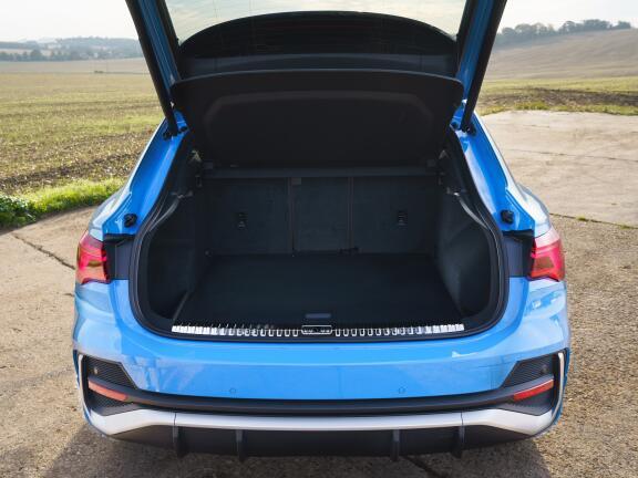 AUDI Q3 SPORTBACK 40 TFSI Quattro Sport 5dr S Tronic [C+S Pack]