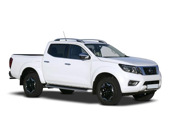 NISSAN NAVARA DIESEL Double Cab Chassis Visia 2.3dCi 163 TT 4WD