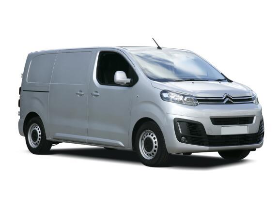 CITROEN e-DISPATCH M 1000 100kW 50kWh Van X Auto