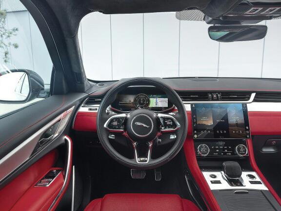JAGUAR F-PACE DIESEL ESTATE 2.0 D165 R-Dynamic S 5dr Auto AWD