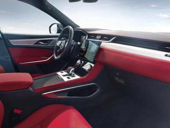 JAGUAR F-PACE ESTATE 3.0 P400 R-Dynamic SE 5dr Auto AWD