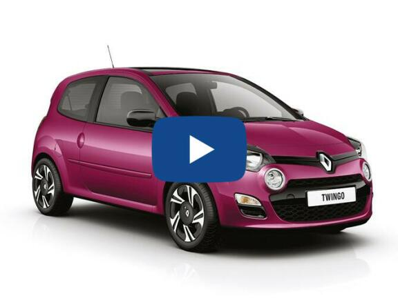 Video Review: RENAULT TWINGO HATCHBACK 1.0 SCE Play 5dr