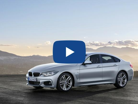 Video Review: BMW 4 SERIES GRAN COUPE 420i M Sport 5dr [Professional Media]