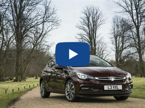 Video Review: VAUXHALL ASTRA HATCHBACK 1.4T 16V 150 SRi Nav 5dr