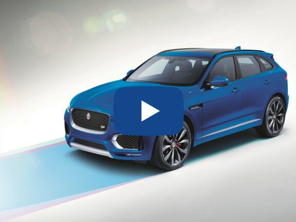 Video Review: JAGUAR F-PACE DIESEL ESTATE 3.0d V6 S 5dr Auto AWD