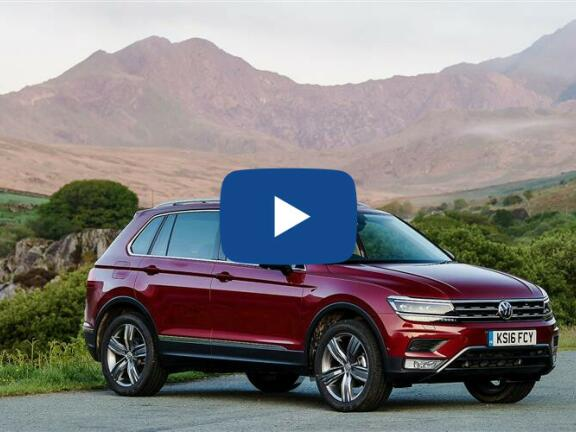 Video Review: VOLKSWAGEN TIGUAN DIESEL ESTATE 2.0 TDi 150 SEL 5dr DSG