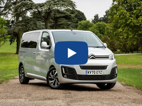 Video Review: CITROEN SPACE TOURER DIESEL ESTATE 2.0 BlueHDi 150 Feel M [8 Seat] 5dr