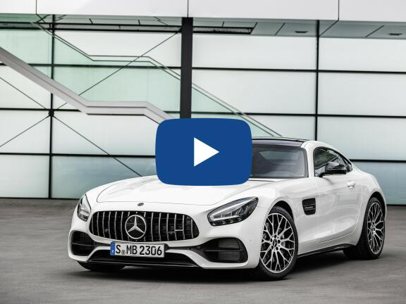 Video Review: MERCEDES-BENZ AMG GT COUPE GT R 2dr Auto
