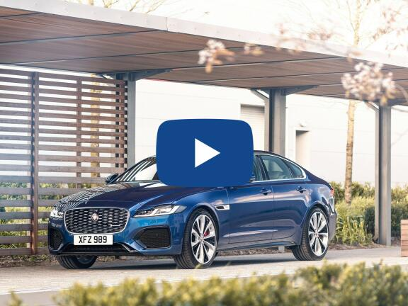 Video Review: JAGUAR XF DIESEL SALOON 2.0d [240] Portfolio 4dr Auto AWD