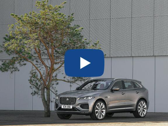 Video Review: JAGUAR F-PACE ESTATE 2.0 Portfolio 5dr Auto AWD