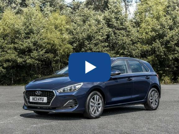 Video Review: HYUNDAI I30 HATCHBACK 1.4T GDI Premium SE 5dr