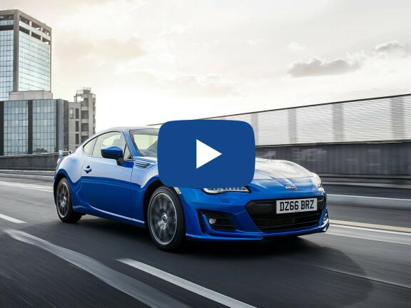 Video Review: SUBARU BRZ COUPE 2.0i SE Lux 2dr Auto
