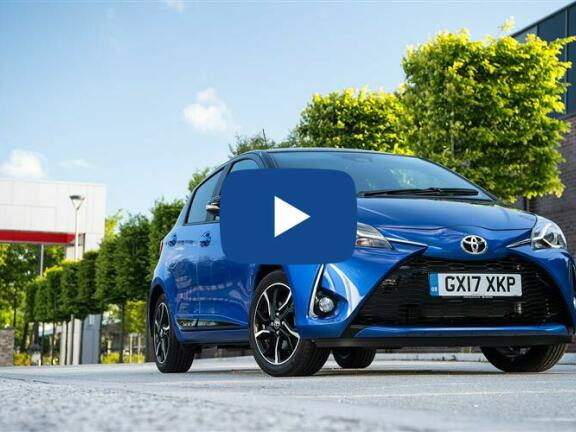 Video Review: TOYOTA YARIS HATCHBACK 1.5 Hybrid Icon 5dr CVT