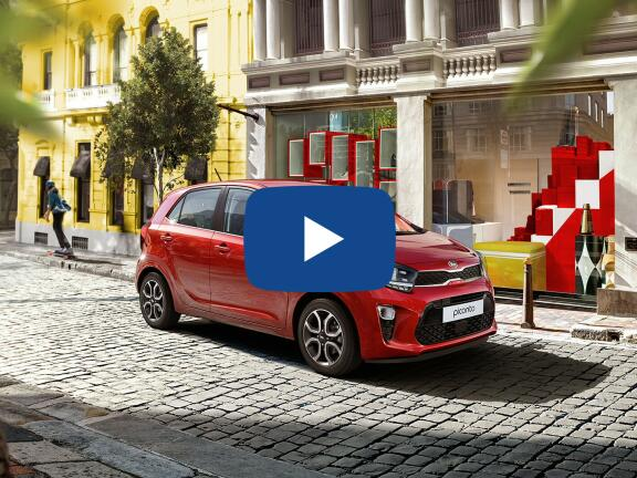 Video Review: KIA PICANTO HATCHBACK 1.25 2 5dr
