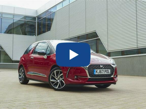Video Review: DS DS 3 HATCHBACK 1.2 PureTech Connected Chic 3dr EAT6