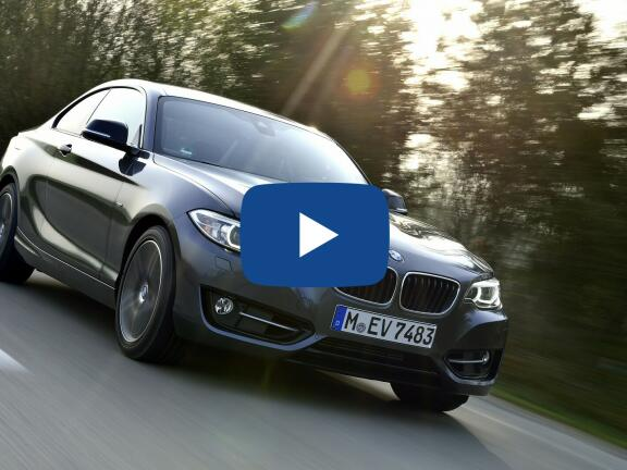 Video Review: BMW 2 SERIES COUPE 220i M Sport 2dr [Nav] Step Auto