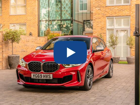 Video Review: BMW 1 SERIES HATCHBACK SPECIAL EDITION 118i [1.5] M Sport Shadow Ed 5dr Step Auto