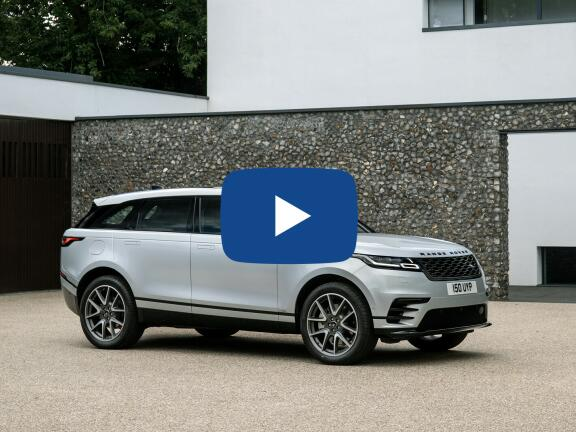 Video Review: LAND ROVER RANGE ROVER VELAR ESTATE 2.0 P300 R-Dynamic S 5dr Auto