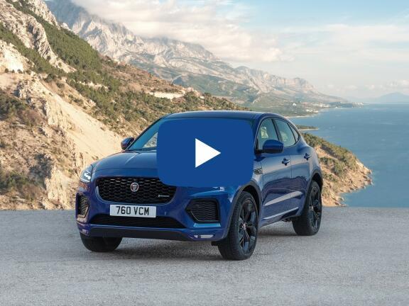 Video Review: JAGUAR E-PACE ESTATE 2.0 5dr Auto