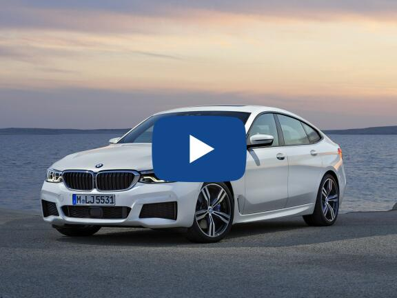 Video Review: BMW 6 SERIES GRAN TURISMO HATCHBACK 640i xDrive M Sport 5dr Auto