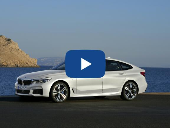 Video Review: BMW 6 SERIES GRAN TURISMO DIESEL HATCHBACK 630d xDrive SE 5dr Auto