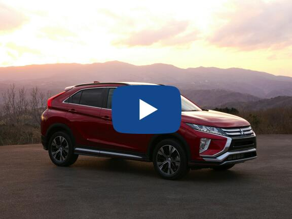 Video Review: MITSUBISHI ECLIPSE CROSS HATCHBACK 1.5 3 5dr
