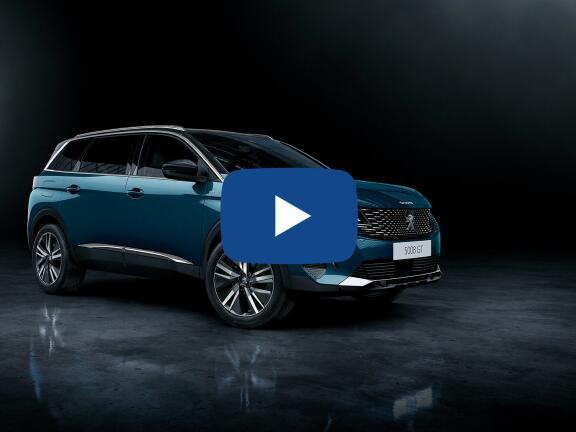 Video Review: PEUGEOT 5008 ESTATE 1.2 PureTech GT Line 5dr
