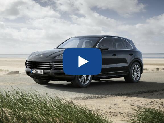 Video Review: PORSCHE CAYENNE ESTATE S 5dr Tiptronic S