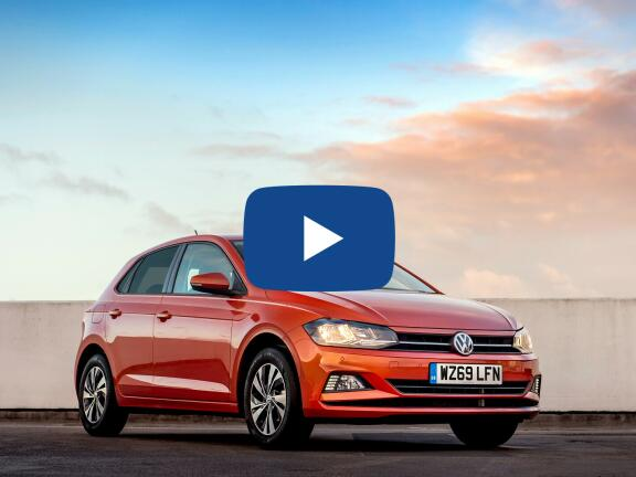 Video Review: VOLKSWAGEN POLO HATCHBACK 1.0 TSI 95 R Line 5dr