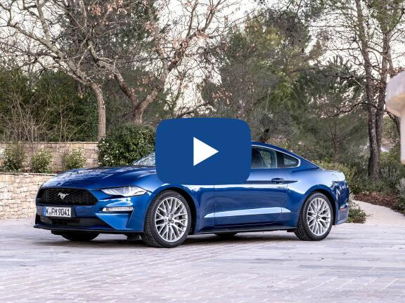 Video Review: FORD MUSTANG FASTBACK 5.0 V8 GT 2dr