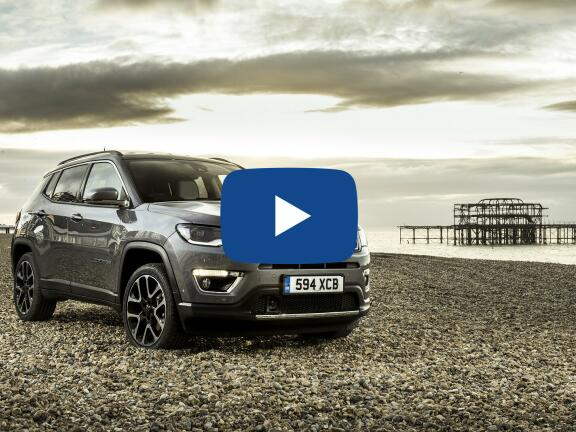 Video Review: JEEP COMPASS SW DIESEL 1.6 Multijet 120 Longitude 5dr [2WD]