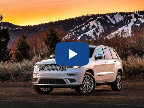 Video Review: JEEP GRAND CHEROKEE SW DIESEL 3.0 CRD Overland 5dr Auto