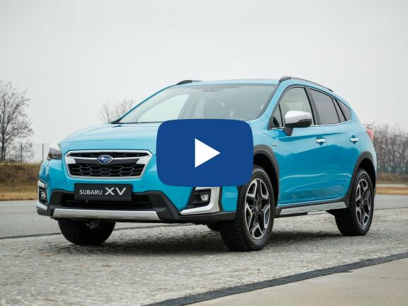 Video Review: SUBARU XV HATCHBACK 1.6i SE 5dr Lineartronic
