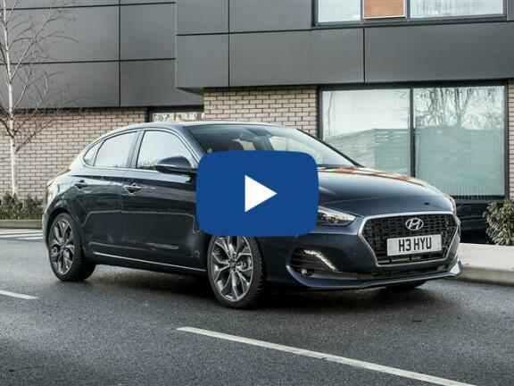 Video Review: HYUNDAI I30 FASTBACK 1.4T GDI Premium 5dr
