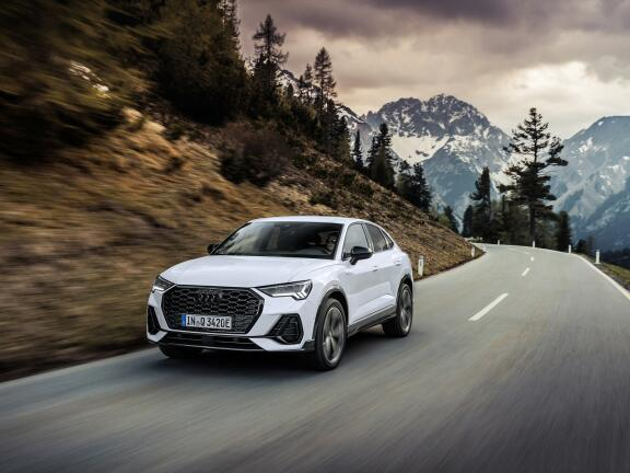AUDI Q3 ESTATE SPECIAL EDITIONS 45 TFSI Quattro Edition 1 5dr S Tronic [C+S Pack]