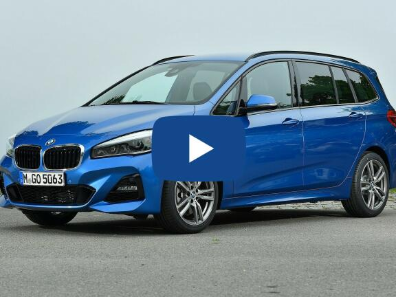 Video Review: BMW 2 SERIES GRAN TOURER 218i Luxury 5dr Step Auto