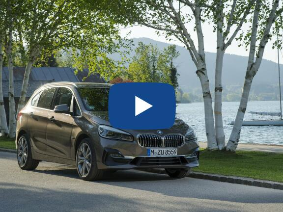 Video Review: BMW 2 SERIES DIESEL ACTIVE TOURER 218d SE 5dr Step Auto