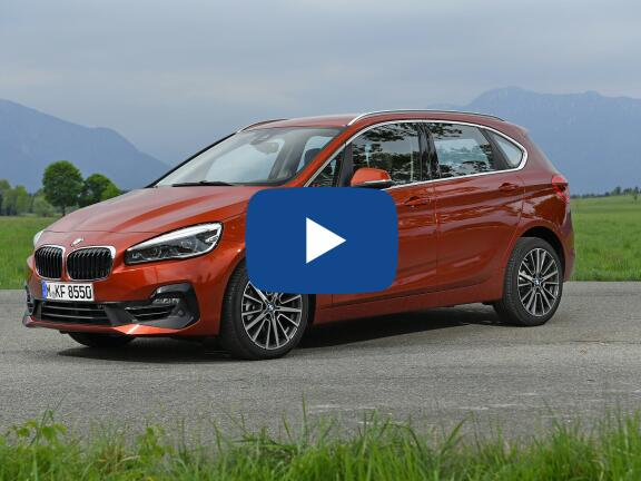 Video Review: BMW 2 SERIES DIESEL ACTIVE TOURER 220d Luxury 5dr Step Auto