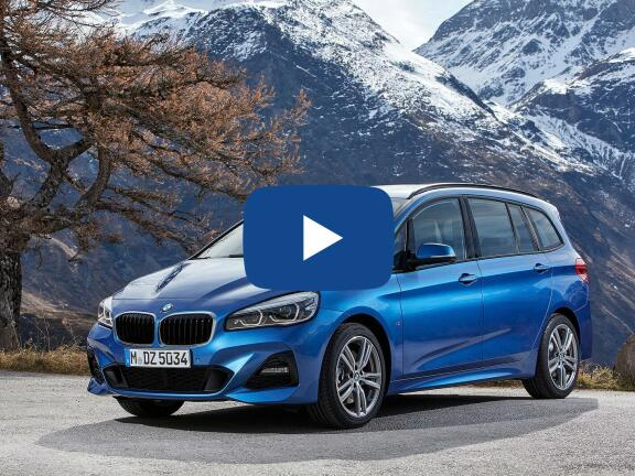 Video Review: BMW 2 SERIES DIESEL ACTIVE TOURER 220d xDrive Luxury 5dr Step Auto