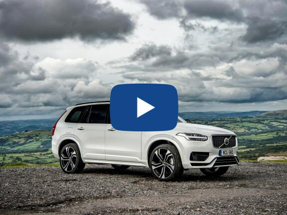 Video Review: VOLVO XC90 ESTATE 2.0 T8 [390] Hybrid R DESIGN Pro 5dr AWD Gtron