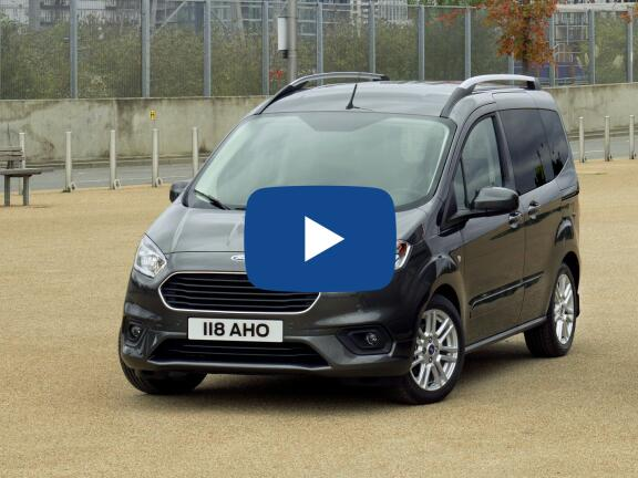 Video Review: FORD TOURNEO CONNECT DIESEL ESTATE 1.5 EcoBlue 120 Titanium 5dr