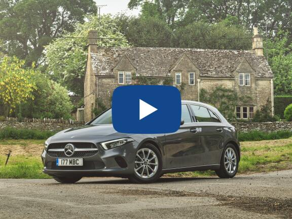 Video Review: MERCEDES-BENZ A CLASS HATCHBACK A200 Sport Executive 5dr Auto