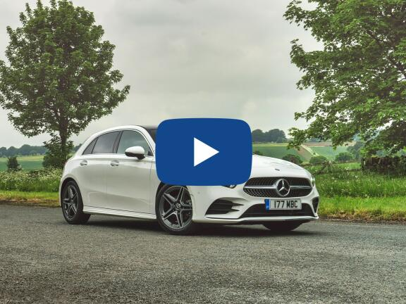 Video Review: MERCEDES-BENZ A CLASS DIESEL HATCHBACK A180d AMG Line 5dr Auto